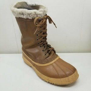 Arctic Pac Sorel Duck Boots 11 Liners Canada